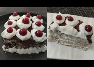 yt 213298 Instant bread cake recipe No Oven Cake RecipeNo bake Black Forest Cake recipe in tamilBlack Forest 322x230 - Instant bread cake recipe No Oven Cake Recipe|No bake Black Forest Cake recipe in tamil|Black Forest