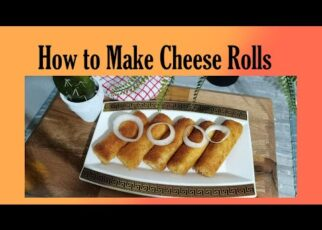 yt 214344 How to make bread cheese rolls VERY EASY 322x230 - How to make bread cheese rolls (VERY EASY)