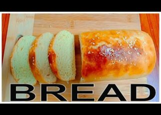 yt 214368 Easy To Cook Homemade Bread Recipe Oven Easy Delicious Soft Spongy 322x230 - Easy To Cook Homemade Bread Recipe (Oven)-Easy, Delicious, Soft & Spongy.