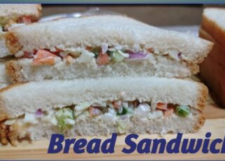 yt 215946 Vegitable Bread Sandwich by cook At home tips 322x230 - Vegitable  Bread Sandwich by cook At home tips