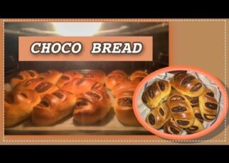 yt 215950 Bake with me Choco Bread Filipino Bread 322x230 - Bake with me: Choco Bread | Filipino Bread