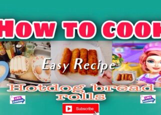 yt 221679 COOKING TUTORIALHow To Cook Hotdog Bread Rolls Easy Recipe 2020 By Chen Arlene Official 322x230 - COOKING TUTORIAL:How To Cook-Hotdog Bread Rolls | Easy Recipe 2020 | By Chen Arlene Official