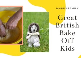 yt 221728 Great British Bake Off Kids Ep 1 Hedgehog Bread 322x230 - Great British Bake Off Kids!! Ep 1 - Hedgehog Bread