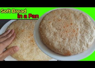 yt 222448 Easy Soft Bread Recipe in a Pan No Bake Bread No oven 322x230 - Easy Soft Bread Recipe in a Pan | No Bake Bread | No oven