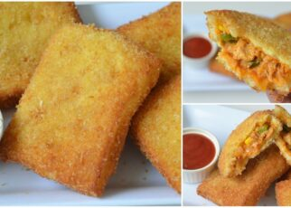yt 223069 FRIED BREAD PIZZA PUFFS by YES I CAN COOK 322x230 - FRIED BREAD PIZZA PUFFS by (YES I CAN COOK)