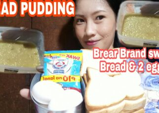 yt 223083 How to Cooking Dessert Using Bear brand bread egg Bread pudding recipe with abby cuisine 322x230 - How to: Cooking Dessert Using Bear brand, bread, & egg | Bread pudding recipe with abby cuisine