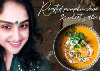 yt 223107 Roasted Pumpkin Soup and Wheat Garlic Bread Cook with VV Live Vanitha Vijaykumar 322x230 - Roasted Pumpkin Soup and Wheat Garlic Bread | Cook with VV | Live | Vanitha Vijaykumar