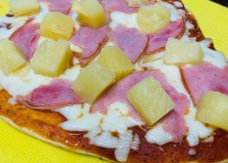 yt 223802 How to make Hawaiian Pizza with Naan bread at home POV Cooking 322x230 - How to make Hawaiian Pizza with Naan bread at home POV Cooking