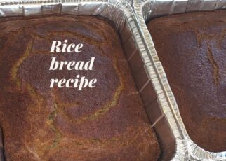 yt 223840 This rice bread or banana bread will make you want to bake right away. Secret ingredient included 322x230 - This  rice bread or banana bread will make you want to bake right away. Secret ingredient included