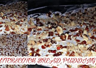 yt 223848 BUTTERSCOTCH BREAD PUDDING NO BAKE EASY DESSERT RECIPE EGGLESS AND WITHOUT OVEN HINASH 322x230 - BUTTERSCOTCH BREAD PUDDING | NO BAKE EASY DESSERT RECIPE | EGGLESS AND WITHOUT OVEN | |HINASH||