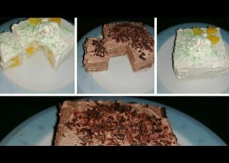yt 223860 5 minutes cake recipe instant bread cake very easy no bake and no oven 322x230 - 5 minutes cake recipe, instant bread cake, very easy no bake and no oven