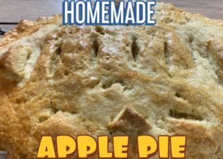 yt 224005 BAKE WITH ME HOME MADE APPLE PIE FROM START TO FINISH DELICIOUS APPLE PIE RECIPE 322x230 - BAKE WITH ME | HOME MADE APPLE PIE | FROM START TO FINISH | DELICIOUS APPLE PIE RECIPE