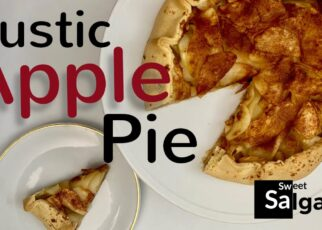 yt 224021 RUSTIC APPLE PIE. BEAUTIFUL EASY AND DELICIOUS 322x230 - RUSTIC APPLE PIE. BEAUTIFUL, EASY AND DELICIOUS.
