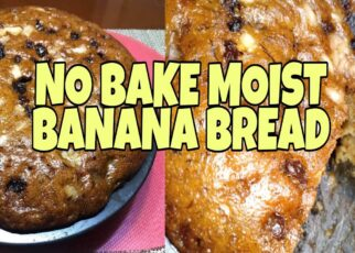 yt 224187 Easy NO BAKE Moist Banana Bread  322x230 - Easy NO BAKE Moist Banana Bread 🍞