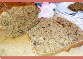 yt 224195 Moist Zucchini Bread with Walnuts Easy to Bake 322x230 - Moist Zucchini Bread with Walnuts | Easy to Bake