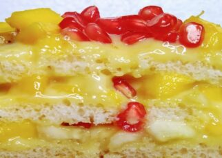 yt 224212 No Bake Custard Cake Eggless without Oven Custard Bread Cake Instant Cake cake custard 322x230 - No Bake Custard Cake | Eggless & without Oven | Custard Bread Cake | Instant Cake #cake #custard