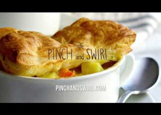 yt 224378 Chicken Pot Pie with Puff Pastry Recipe Video 322x230 - Chicken Pot Pie with Puff Pastry Recipe Video
