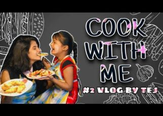 yt 224603 COOK WITH ME TEJ FT. DHANI BREAD PIZZA GARLIC BREAD WINIS VLOG 2 322x230 - COOK WITH ME | TEJ | FT. DHANI | BREAD PIZZA, GARLIC BREAD | WINI'S VLOG #2