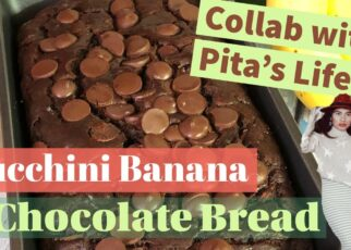 yt 224615 Chocolate Zucchini Banana Bread Collab with Pitas Life The Best Baking Recipe 322x230 - Chocolate Zucchini Banana Bread || Collab with Pita's Life || The Best Baking Recipe