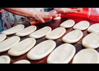 yt 224635 The Secret Of Taiwan Style Bake Bread Taiwanese Traditional Food 322x230 - The Secret Of Taiwan Style Bake Bread / 南港老張炭烤燒餅 - Taiwanese Traditional Food
