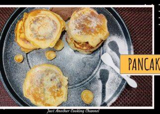 yt 224720 Pancakes Chocolate Stuffed Pancakes How to make Pancakes Breakfast recipe 322x230 - Pancakes | Chocolate Stuffed Pancakes | How to make Pancakes? | Breakfast recipe