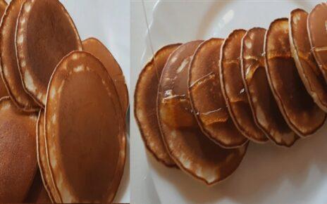 yt 224725 How to Make Easy PancakesBASIC PANCAKES RECIPEParts Of My life 464x290 - How to Make Easy Pancakes//BASIC PANCAKES RECIPE//Parts Of My life