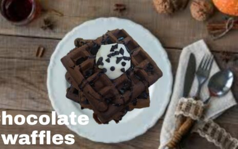 yt 224750 Eggless chocolate waffles recipe how to make waffles at home happy cooking cooking made easy 464x290 - Eggless chocolate waffles recipe | how to make waffles at home | happy cooking | cooking made easy |