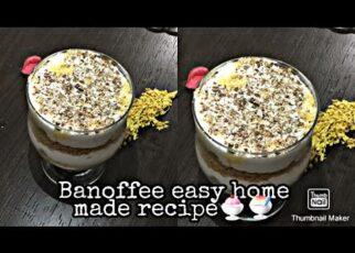 yt 224766 Easy homemade banoffee pudding banoffee pie No bake banoffee pie 322x230 - Easy homemade banoffee pudding | banoffee pie | No bake banoffee pie