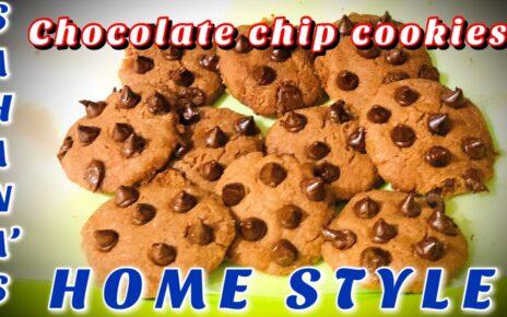 yt 224828 Chocolate Chip CookiesWheat flour Chocolate Chip CookiesSimple Chocolate Chip cookies 464x290 - Chocolate Chip Cookies|Wheat-flour Chocolate Chip Cookies|Simple Chocolate Chip cookies