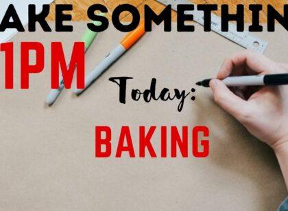 yt 224844 Make Something Monday July 27 2020 Baking Cookies 420x307 - Make Something Monday - July 27, 2020: Baking Cookies