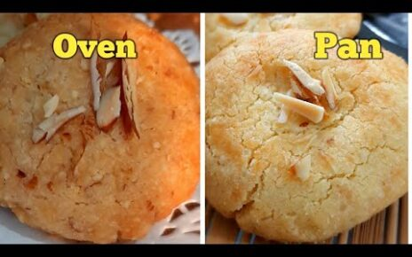 yt 224852 How to make almond cookiescookies in pan in oven4 ingredients cookieseggless almond cookies 464x290 - How to make almond cookies,cookies in pan &in oven,4 ingredients cookies,eggless almond cookies.
