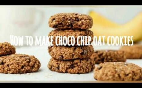 yt 224856 How to make healthy choco chip oats cookies 464x290 - How to make healthy choco chip oats cookies