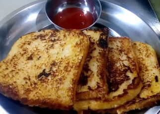 yt 224929 Bread toast recipe an easy to cook 322x230 - Bread toast recipe an easy to cook