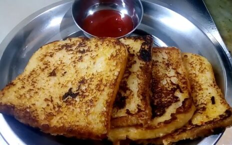 yt 224929 Bread toast recipe an easy to cook 464x290 - Bread toast recipe an easy to cook