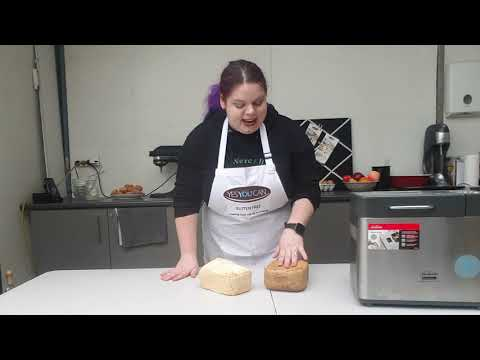 yt 224941 Cooking With Ashlee Episode 5 Yes You Can Multigrain Bread Mix - Cooking With Ashlee: Episode 5 - Yes You Can Multigrain Bread Mix.