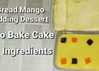 yt 224945 Easy Mango Dessert Recipe No Bake Cake Bread Mango Cake 4 Ingredients Mango pudding 322x230 - Easy Mango Dessert Recipe | No Bake Cake | Bread Mango Cake | 4 Ingredients | Mango pudding