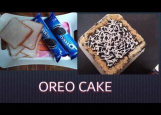 yt 224957 BREAD CAKE WITH OREO CHOCOLATE CAKE RECIPE NO BAKE 322x230 - BREAD CAKE WITH OREO |CHOCOLATE CAKE RECIPE | NO BAKE  |