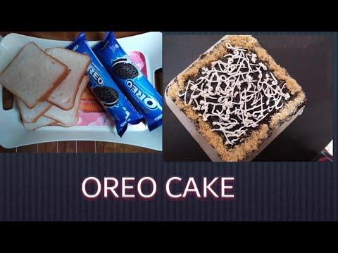 yt 224957 BREAD CAKE WITH OREO CHOCOLATE CAKE RECIPE NO BAKE - BREAD CAKE WITH OREO |CHOCOLATE CAKE RECIPE | NO BAKE  |