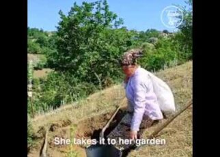 yt 224965 Azerbaijani lady make Building primitive oven and bake bread by Azerbaijani Lady 322x230 - Azerbaijani lady make Building primitive oven and bake bread by Azerbaijani Lady.