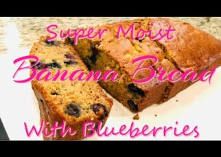 yt 224976 HOW TO BAKE THE SUPER MOIST BANANA BREAD WITH BLUEBERRIES SUPER MOIST AND SOFT BANANA BREAD 322x230 - HOW TO BAKE THE SUPER MOIST BANANA BREAD WITH BLUEBERRIES// SUPER MOIST AND SOFT BANANA BREAD