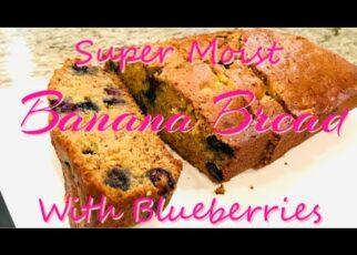 yt 224976 HOW TO BAKE THE SUPER MOIST BANANA BREAD WITH BLUEBERRIES SUPER MOIST AND SOFT BANANA BREAD 322x230 - HOW TO BAKE THE SUPER MOIST BANANA BREAD WITH BLUEBERRIES// SUPER MOIST AND SOFT BANANA BREAD