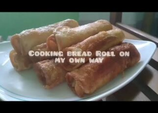 yt 225306 Cooking Bread Roll On My Own Way 322x230 - Cooking Bread Roll On My Own Way