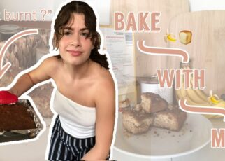 yt 225347 Bake with me satisfying cleaning trying banana bread for the first time 322x230 - Bake with me + satisfying cleaning *trying banana bread for the first time*