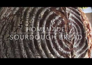 yt 225716 Bake with me Simple Sourdough Bread 322x230 - Bake with me: Simple Sourdough Bread