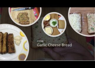 yt 226044 Cheese Garlic Bread Finger Cheesy Garlic Bread Cook with VJ 322x230 - Cheese Garlic Bread Finger | Cheesy Garlic Bread | Cook with VJ