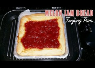 yt 226064 baking in a frying pan watermelon jam filled bread in a frying pan no oven bread 322x230 - — baking in a frying pan 》watermelon jam filled bread in a frying pan 》no oven bread
