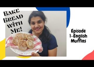 yt 226072 Bake Bread with Me Episode 1 English MuffinsWhole Wheat and Oat English MuffinsFoodymechanic 322x230 - Bake Bread with Me :Episode 1 -English Muffins|Whole Wheat and Oat English Muffins|Foodymechanic