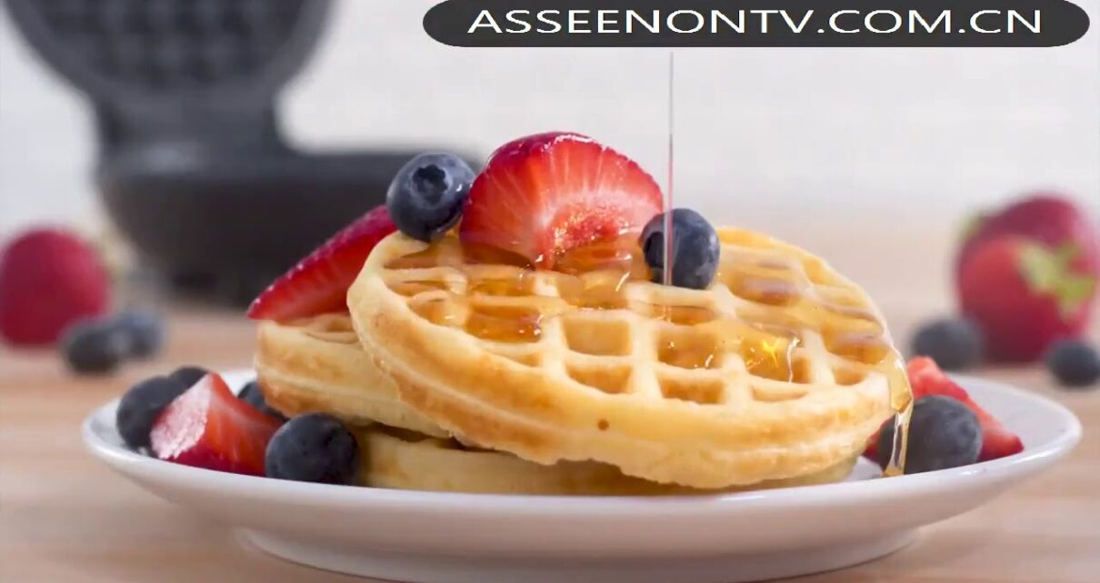 yt 237879 How to make Waffles with MINI ELECTRIC WAFFLES MAKER homegoplus 1210x642 - How to make Waffles with MINI ELECTRIC WAFFLES MAKER- homegoplus