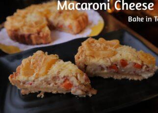yt 237899 Macaroni Cheese Pie Baking in Teflon No Oven Sub INAENG 322x230 - Macaroni Cheese Pie - Baking in Teflon (No Oven) / (Sub INA/ENG)