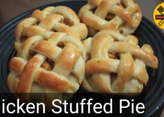 yt 237917 chicken stuffed pie Baked without oven zahras recipes 322x230 - chicken stuffed pie   Baked without oven   zahra's recipes